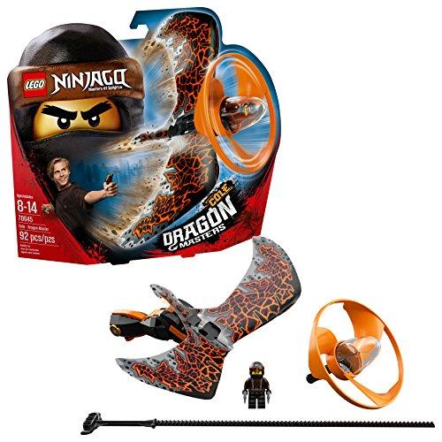 Lego Ninjago Cole Dragon Masters 70645 (92 Pezzi)