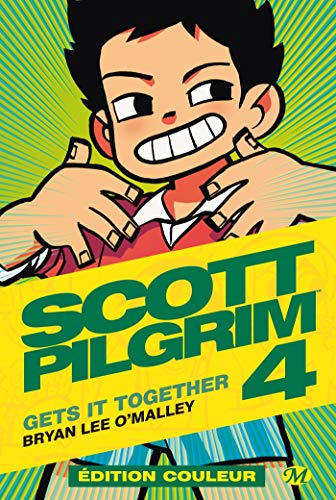 Scott Pilgrim, Tome 4: Scott Pilgrim ed couleur