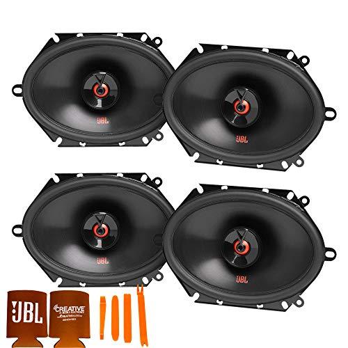 JBL 2-Pairs CLUB-8622FAM 5x7/6x8 Two-Way Car Audio Speaker (No Grill)