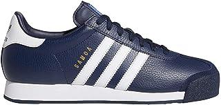 adidas Mens Samoa Sneaker - Grey White