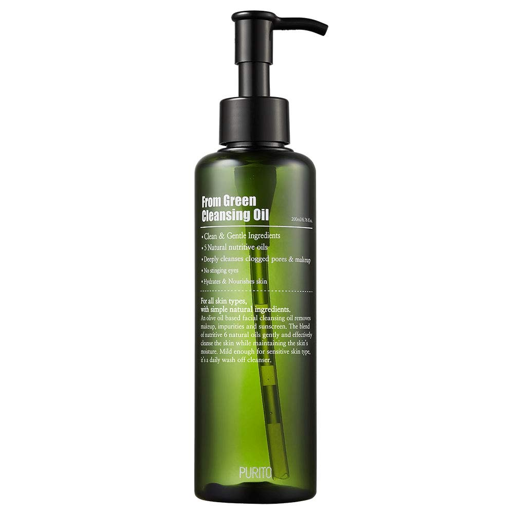 PURITO From Green Cleansing Oil 6.76 fl.oz / 200ml [Renewed]