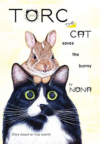 TORC the CAT saves the bunny: 1