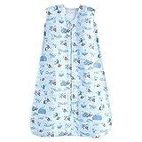 HALO Disney Baby Finding Nemo Sleepsack 100% Cotton Wearable Blanket, TOG 0.5, Nemo Tie Dye, Large, 12-18 Months
