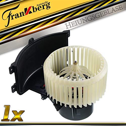Motor de ventilador para calefacción interior del ventilador para M-u-l-t-i-v-a-n V Transporter V Bus camioneta/chasis 2003-2015 7E1819021A
