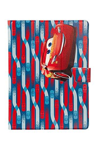 Samsonite Tabzone Disney - Custodia Rigida Tablet, 26.8 cm, Multicolore (Cars Racetrack)