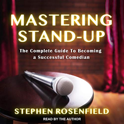 Mastering Stand-Up cover art