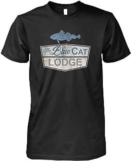 Distressed Ozark Cat Lodge & Marina Shirt, Short Sleeves Shirt, Unisex Hoodie, Sweatshirt For Mens Womens Ladies Kids.