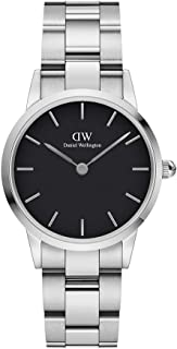 Daniel Wellington Iconic Link Silver Watch, 28mm