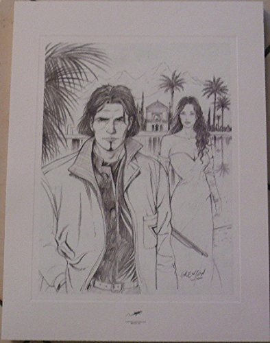 Grenson–Niklos Koda–30x 40cm Kunstdruck/Poster