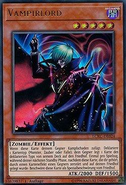 Vampirlord - LCKC-DE024 - Yu-Gi-Oh - deutsch - 1. Auflage - NIFAERA Spielwaren