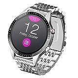 CloverGorge Reloj Inteligente multifunción práctico V587 de...