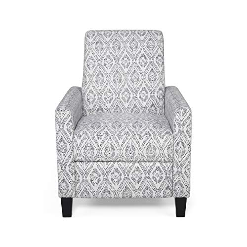 Christopher Knight Home Madeline - Sillón reclinable de Tela