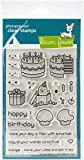 Lawn Fawn LF1958 Birthday Before 'N Afters 4X6 Clear Stamp Set