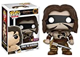 Funko Conan The Barbarian Pop! Vinilo Figura Conan Mask