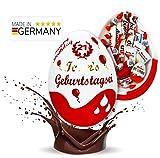 Schokofreunde Geschenke | Kinderschokolade Geschenke Box mit Namen | personalisierte Geburtstagsgeschenke | Ferrero Süßigkeiten Großpackungen
