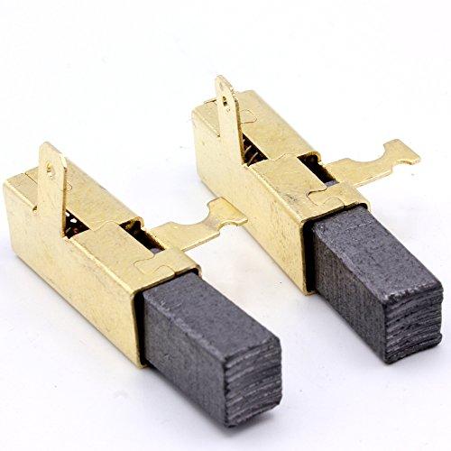 Kohlebürsten Kohlen für Festo Festool Handhobel HL 750 / HL 850 / HL 850 E
