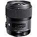 Sigma 35mm F1.4 ART DG HSM Lens for Nikon (Renewed)