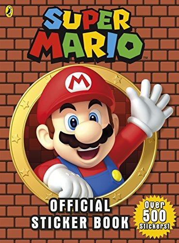 Super Mario: Official Sticker Book: Over 500 Stickers