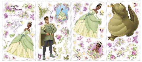 FUN HOUSE - 712044 - Ameublement et Décoration - Stickers Disney - Princesse & Frog