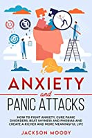 Anxiety And Panic Attacks: How to fight anxiety, cure panic disorders, beat shyness and phobias and create a richer and more meaningful life