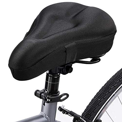 Lepeiqi Coprisella in Gel Per Bicicletta Mountain Bike Coprisella Gel Con Copertura Impermeabile E Antipolvere Accessori Bici