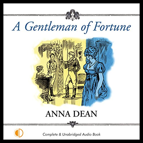 A Gentleman of Fortune audiobook cover art