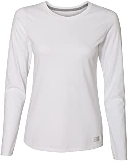 Russell Athletic Women's Essential Long Sleeve Tee T-Shirt