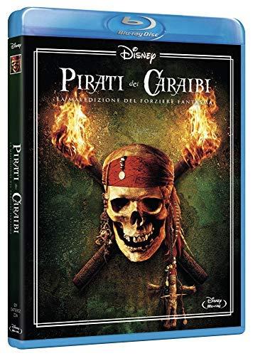 Pirati dei Caraibi 2: La Maledizione del Forziere Fantasma Special Pack (Blu-Ray)