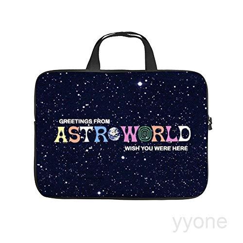 Neoprene Sleeve Laptop Handle Bag Handbag Notebook Case Cover Astroworld were Here Portable MacBook Laptop/Ultrabooks Case Bag Cover 12 Inch