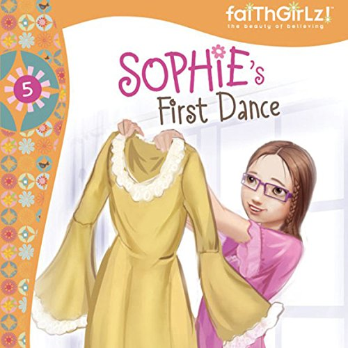Sophie's First Dance audiobook cover art