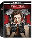 resident evil collection - 4k ultra hd (box set) (12 blu ray)