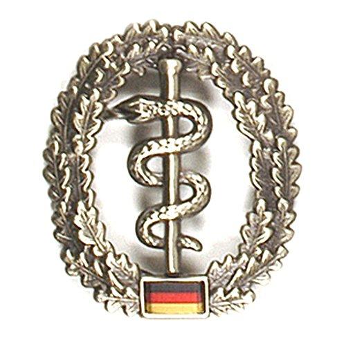 ABL BW Barettabzeichen Bundeswehr, Verschiedene Truppengattungen Farbe Sanitäter