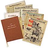 Zeitung vom Tag der Geburt 1936 - historische...