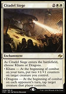 Magic: the Gathering - Citadel Siege (008/185) - Fate Reforged