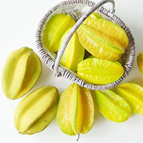 PJPPJH Künstliche dekorative Früchte, Home Kitchen Party Dekoration Simulation Lebensechte gefälschte Sternfrucht Obst Set Home Dekoration (Farbe: # 1)