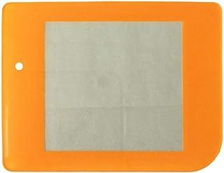 OSTENT Capa protetora de lente de tela de reposição para console Nintendo Game Boy GB cor laranja