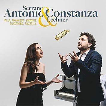 ANTONIO SERRANO & CONSTANZA LECHNER
