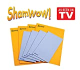 The Original Shamwow - Super Absorbent Multi-purpose Cleaning Shammy...