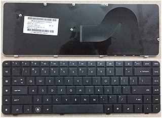 wangpeng New US Keyboard For Compaq Presario CQ56 HP G56 Black Keyboard 588976-001 AEAX6U00110 NEW US