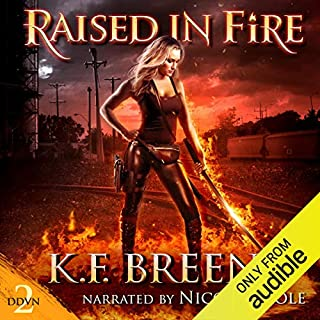 Raised in Fire cover art