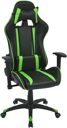 genuina alta calidad XINGLIEU Silla de Escritorio Escritorio Escritorio reclinable (Piel Artificial 70x 71x (126 136) cm (L x P x H) verde para tu casa o Oficina  ¡no ser extrañado!
