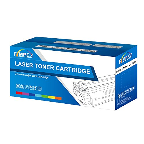 Fimpex Compatible Toner Cartucho Reemplazo para HP Laserjet Pro M102 M102a M102w, MFP-M130 M130a M130fn M130fw M130nw CF217A with Chip (Negro, 1-Pack)