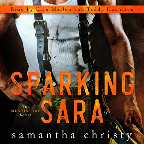 Sparking Sara Audiobook By Samantha Christy cover art