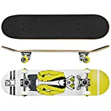 RD Deluxe Series Skateboard (Mr. Bear)