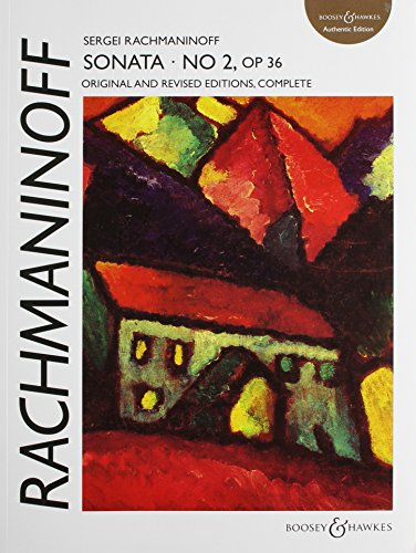 Sonate Nr. 2 b-Moll: op. 36. Klavier. (Russian Piano Classics (Authentic Edition))