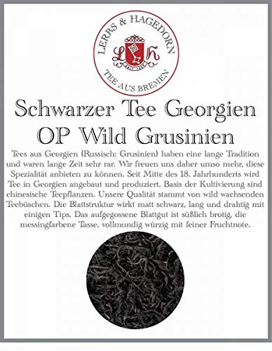 Schwarzer Tee Georgien OP Wild Grusinien 1kg