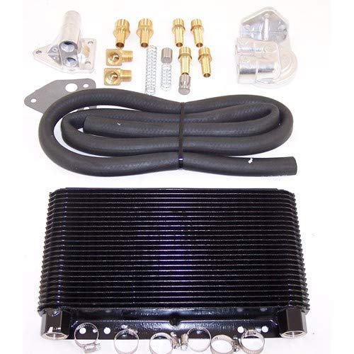EMPI 9270 Competition MESA Style 48 Plate Oil Cooler Kit - ALL T1 & T2 Thru 71