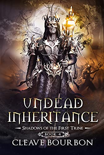 Undead Inheritance (Shadows of the First Trine Book 4) (English Edition)