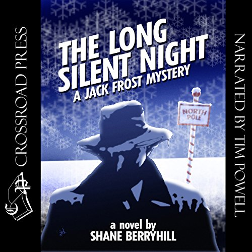 The Long Silent Night audiobook cover art