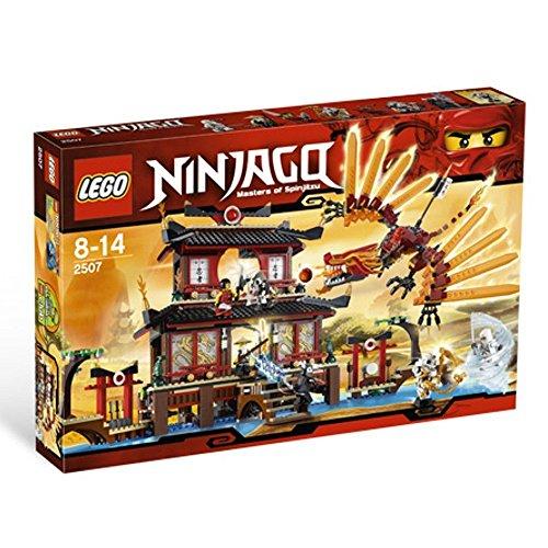LEGO Ninjago 2507 - Ninja Feuertempel